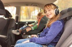 Reis veilig met kinderen in de auto