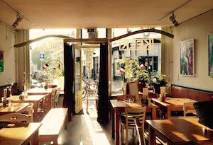 lunchen in Utrecht