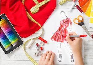 zelf kleding ontwerpen